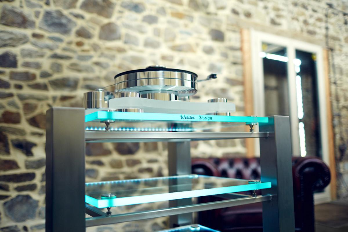 Welder Design Meubles Hifi # Meuble Hifi Haut De Gamme