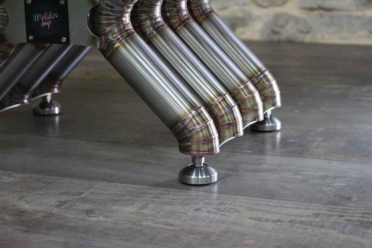 Welder Design Meubles D Exceptions # Meuble Hifi Haut De Gamme